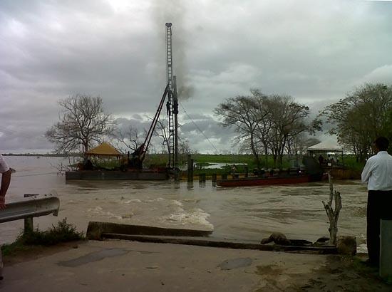 Pilotaje fluvial