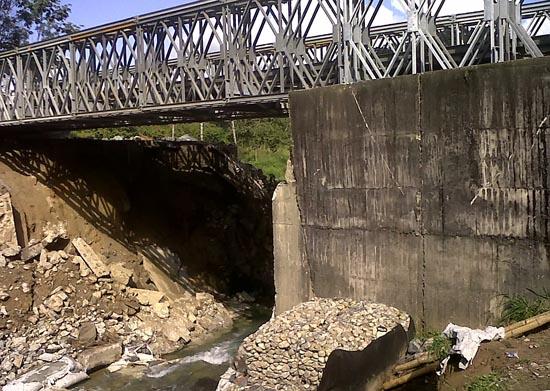 Puente Bailey Armado
