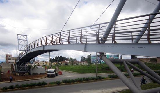 Armado Puente Metálico