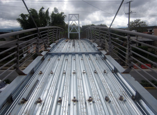 Colocación Steel Deck